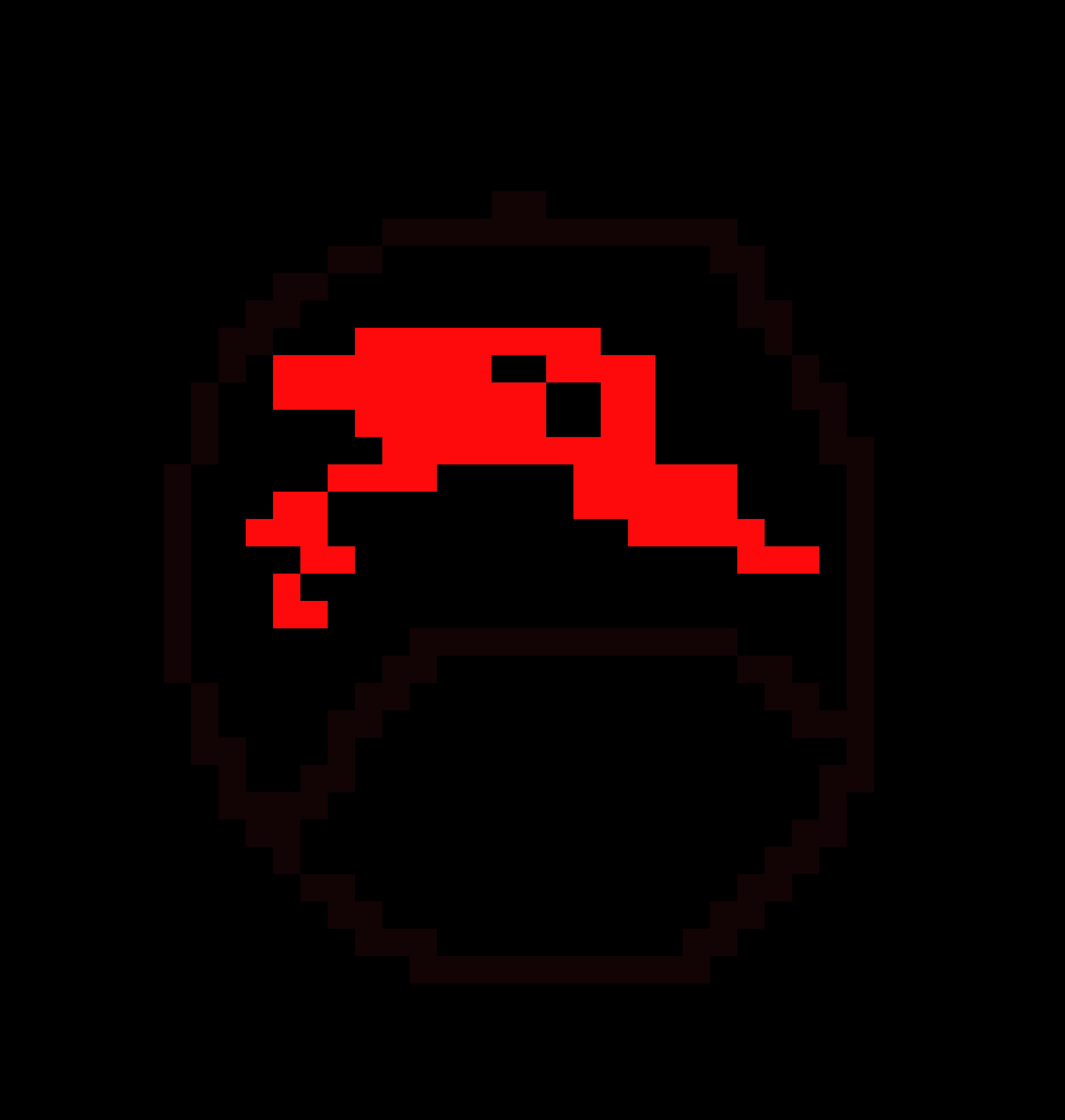 Mario Bros Mushroom Pixel Art Maker