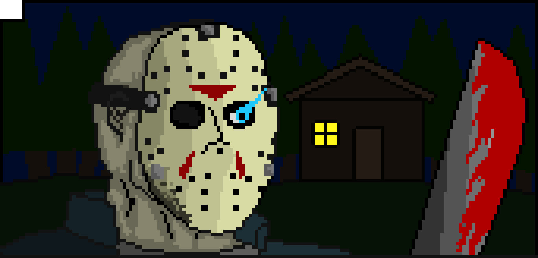 Jason Voorhees (wanna habe a bad time)