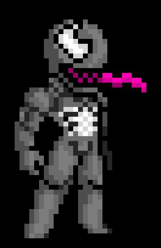 Venom | Pixel Art Maker