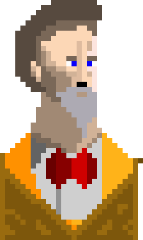 Who`s Twilight King? I joined two days ago and made that grotesque sprite.