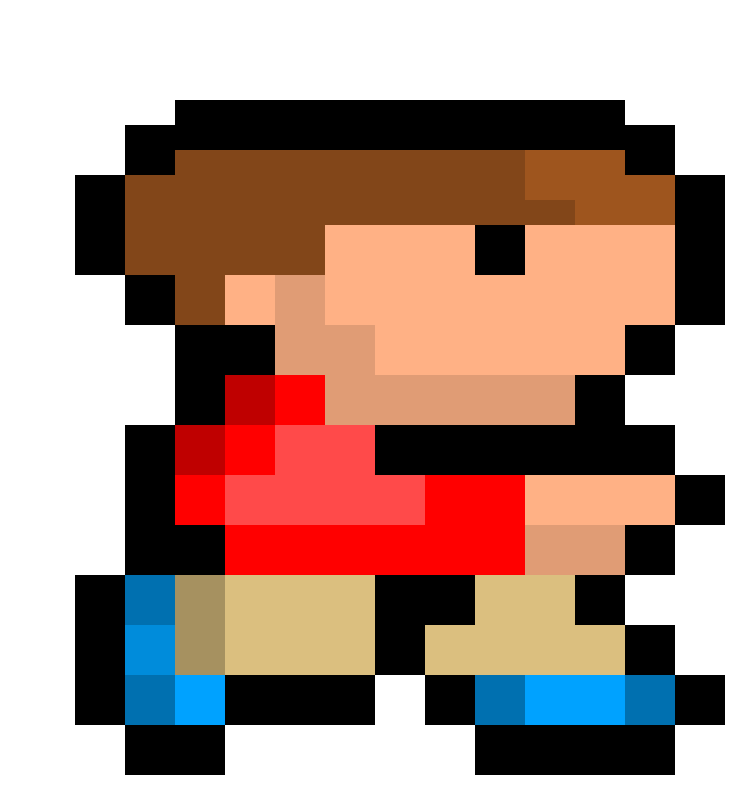 16 bit character