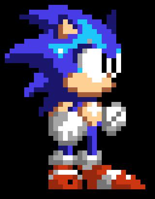 sonic 3 pixel art