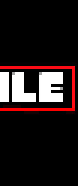 Undertale Logo | Pixel Art Maker