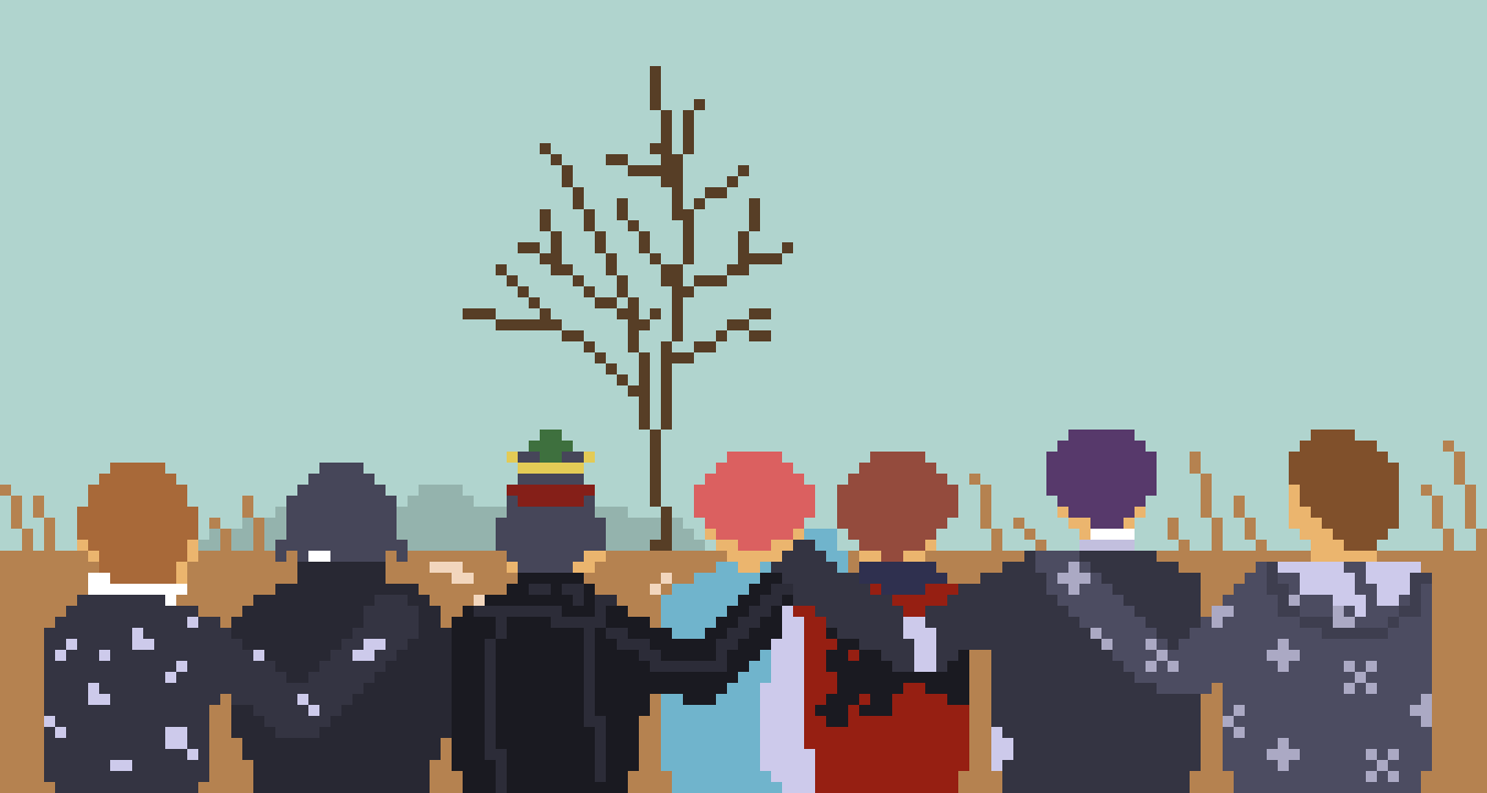 Spring Day | Pixel Art Maker