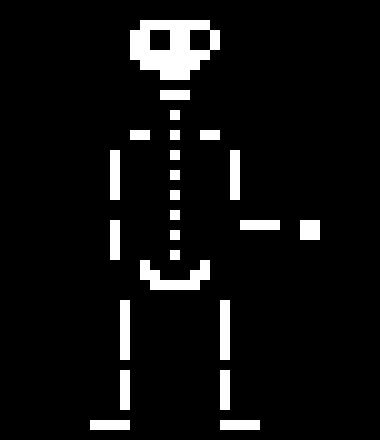 Big Bones   Pixel Art Maker