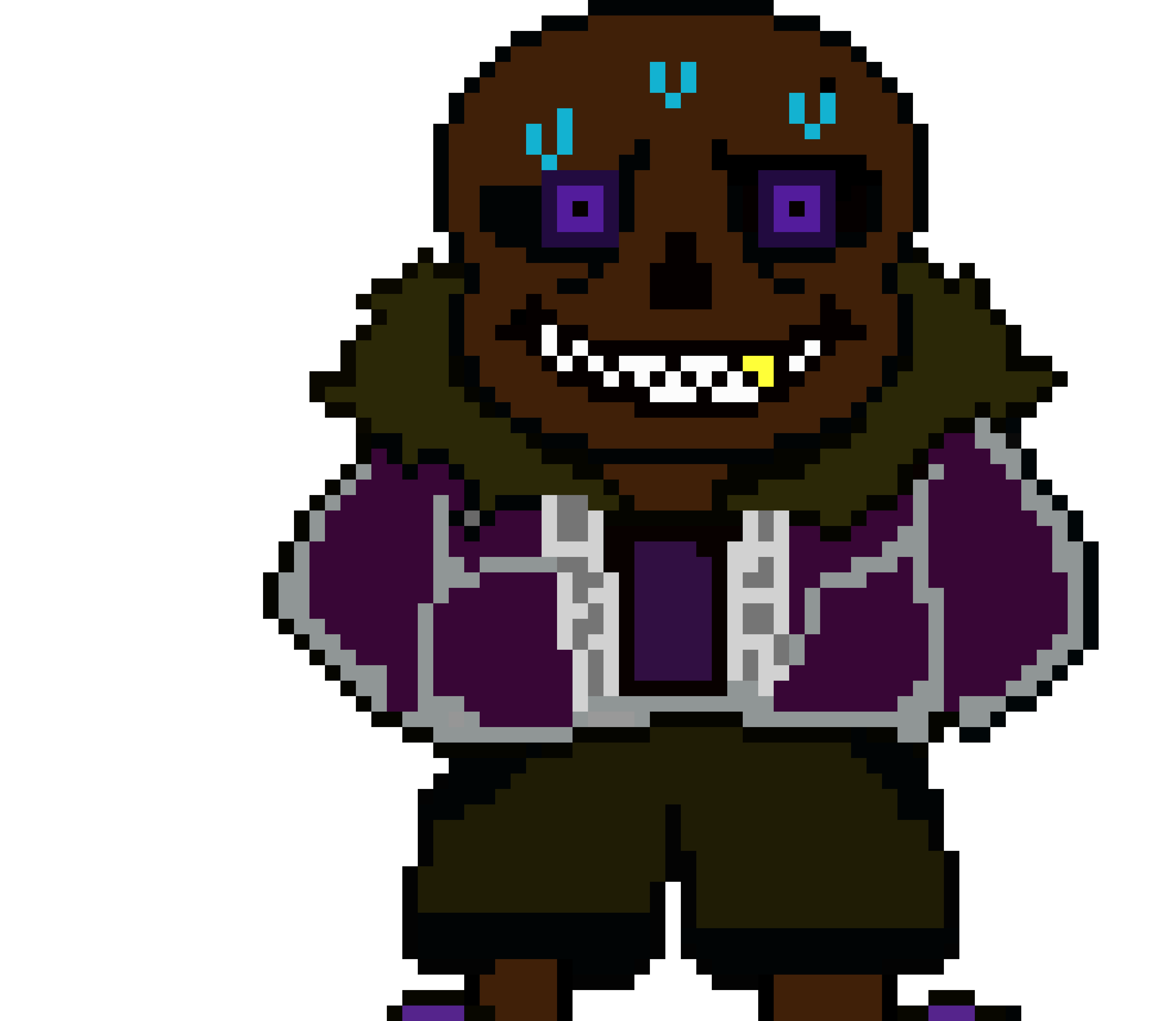 Create your own Edgy Sans =)