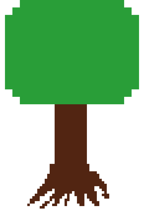 I Am Groot Pixel Art Maker