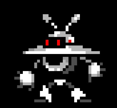 Galaxy man   Pixel Art Maker