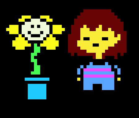 Undertale | Pixel Art Maker