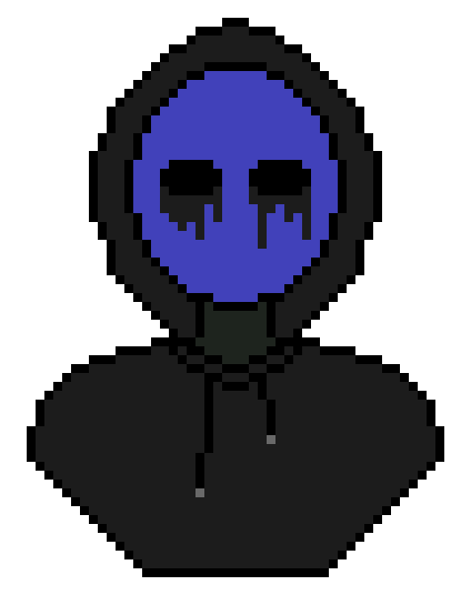 The Gallery For Gt Eyeless Jack Pixel Art