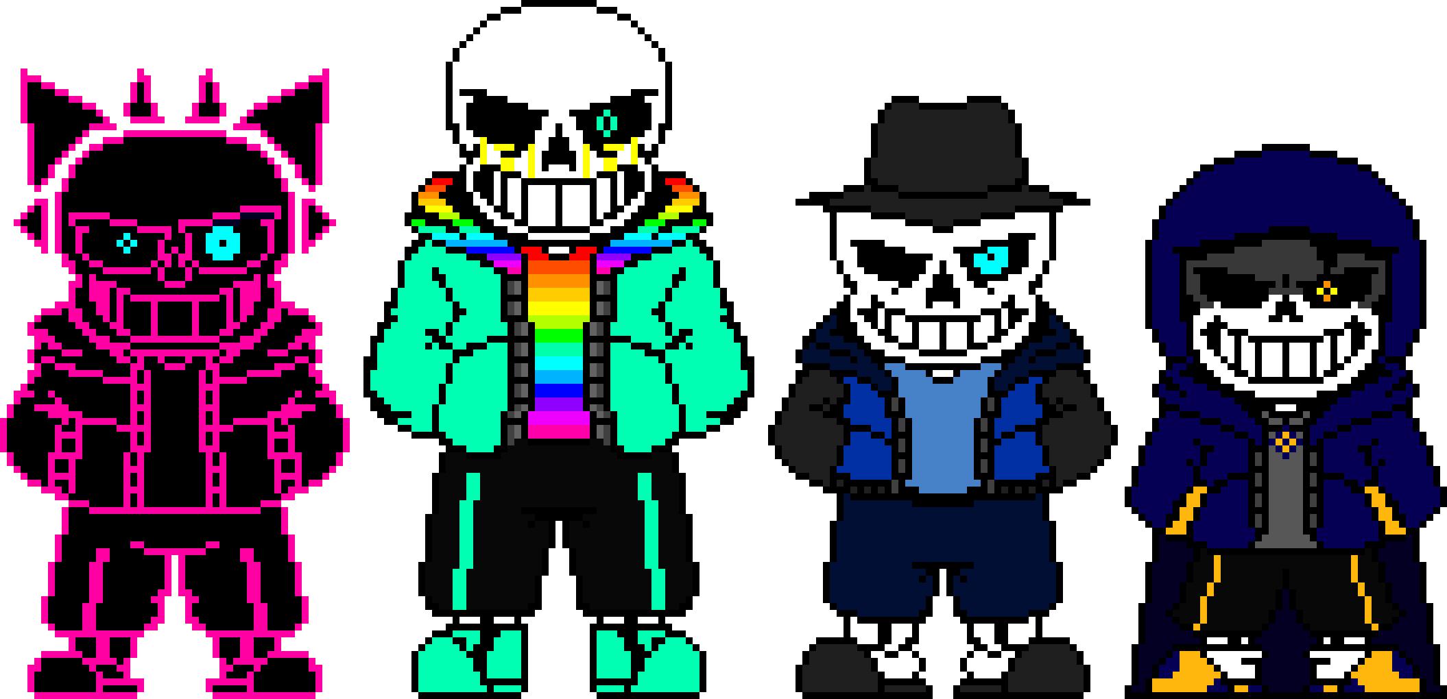 Bad Time Quartet