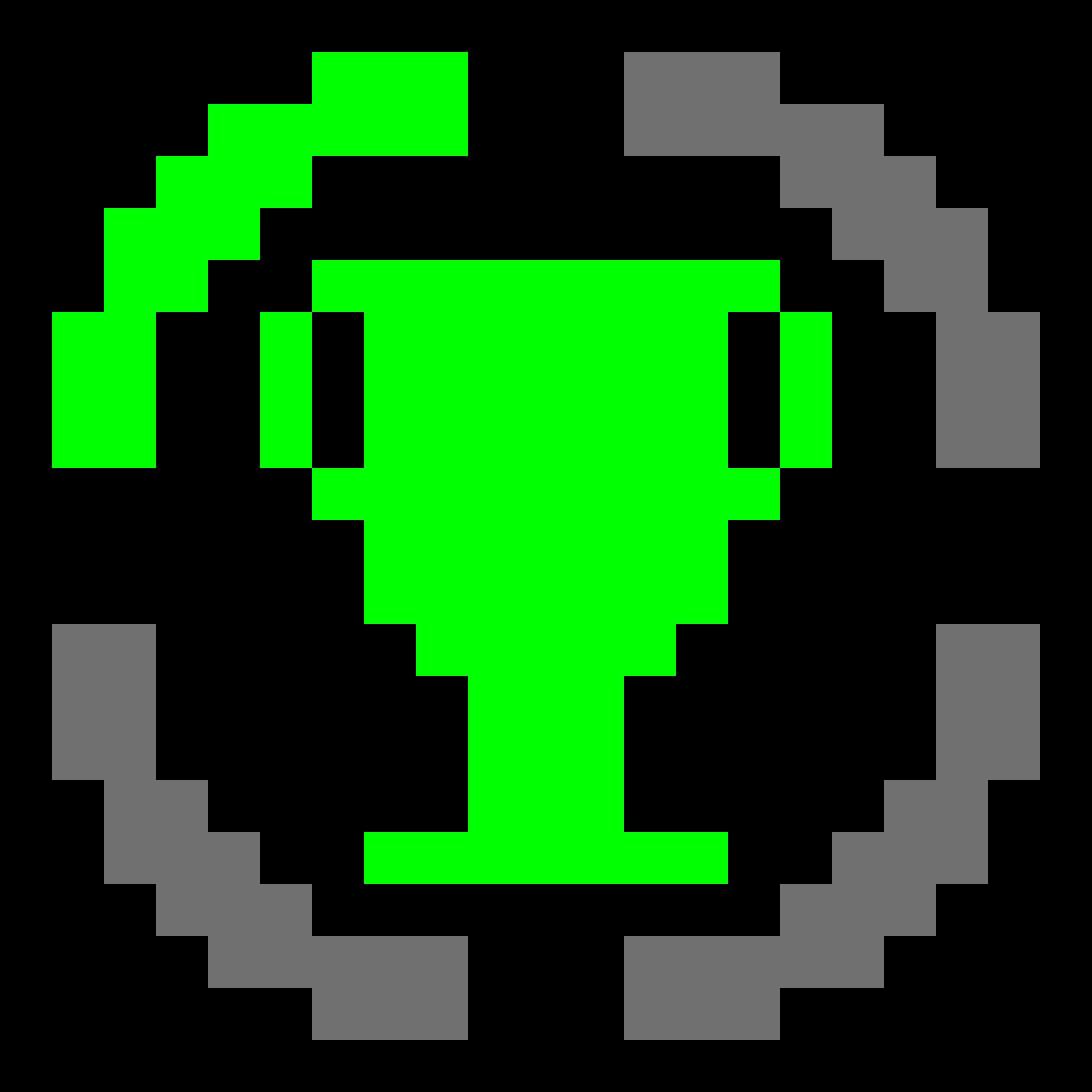 Game Theory Logo 8 Bit Pixel Art Maker