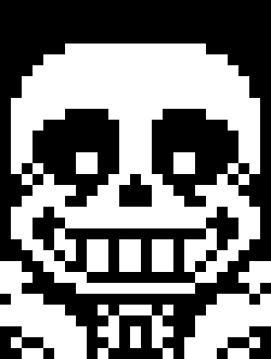 btw im tryin to act like sans sayin the rest of the pre-battle quotes lmao