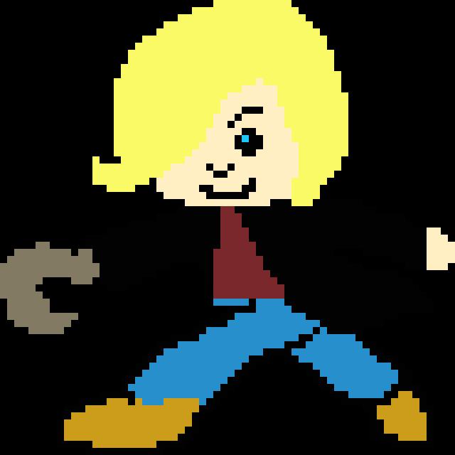 64x64 Boy | Pixel Art Maker