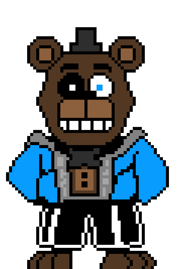 withered freddy art