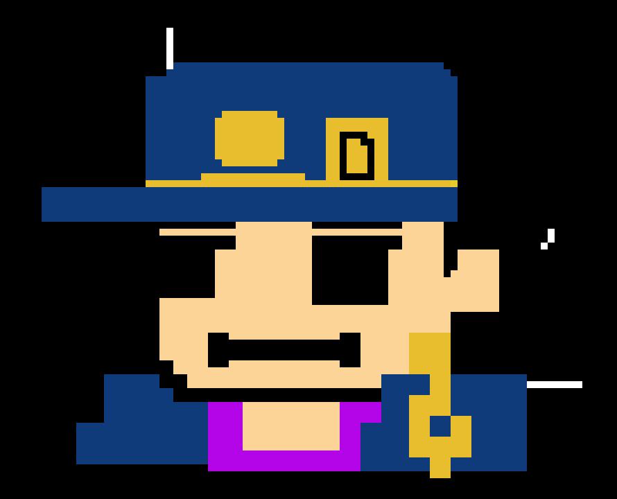 jojo | Pixel Art Maker