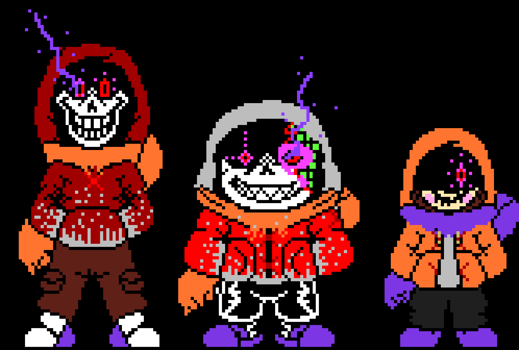 Deleted mad Time Trio