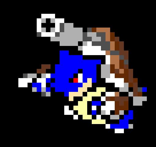 Mega Blastoise Pixel Art Maker