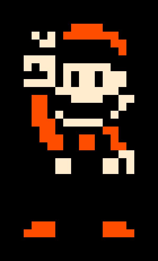 Photos De Pixel Art De Mario
