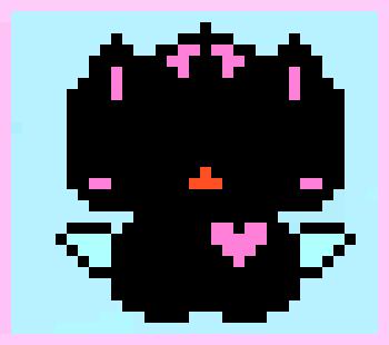 Kawaii Unicorn Pixel Art Maker
