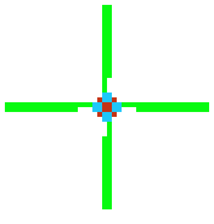 Krunker Red Dot