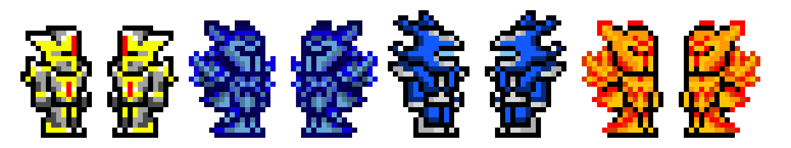 Terraria armor sets that thekillershark made whitch is me thekillershark i love terraria