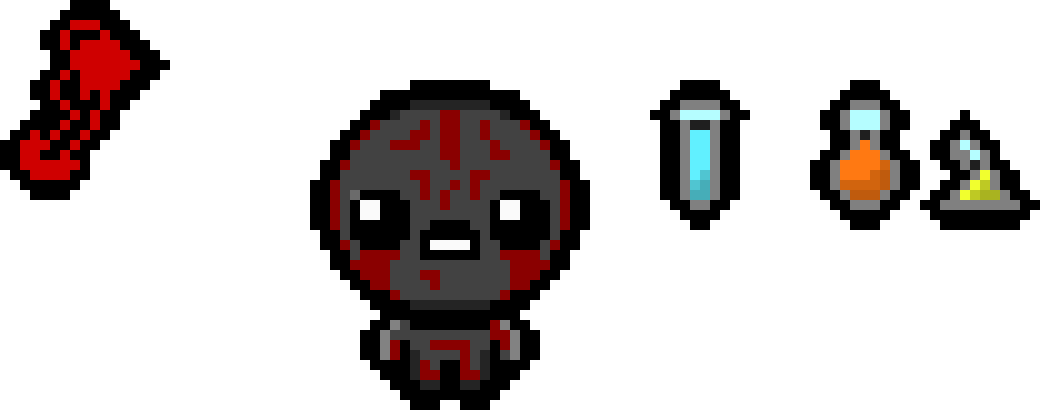 The Binding of Isaac: Rebirth (Isaac)