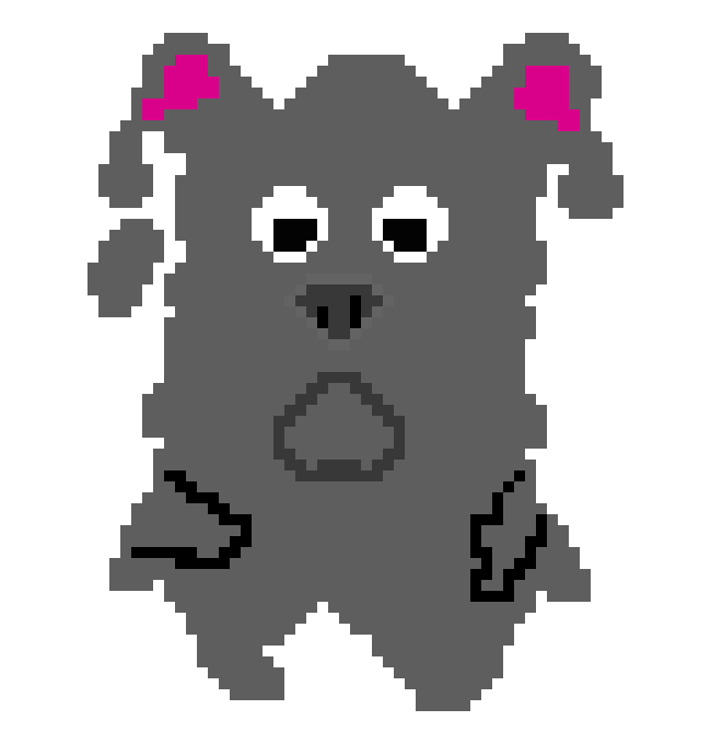 Bear for Inkii