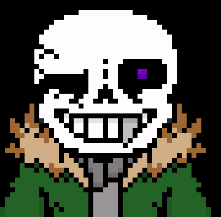 sorry i was gone for a half hour, i was watching sans tribute videos