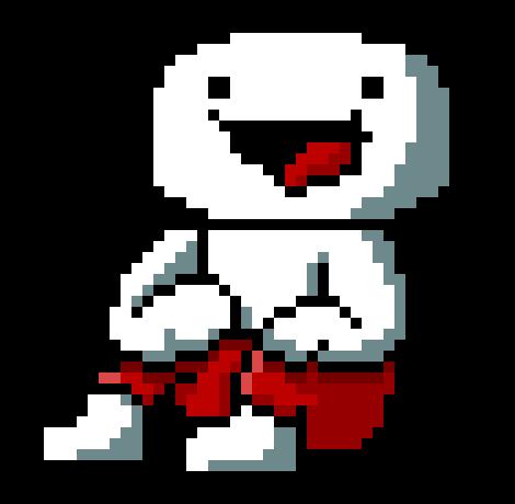 theodd1sout   Pixel Art Maker
