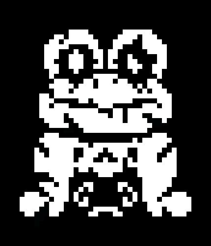 Froggo (flowy role)psb!swapfell