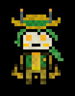 Waheey Pixel Sprite
