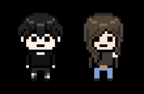 yuuki and miyu