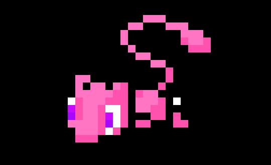 Mew Pixel Art Maker