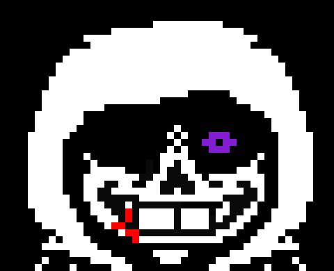 [1df24] now, papyrus wouldve been here by now, but since he saw me TP to get my jacket & sword while making spaghet as usual, he just stood confused.