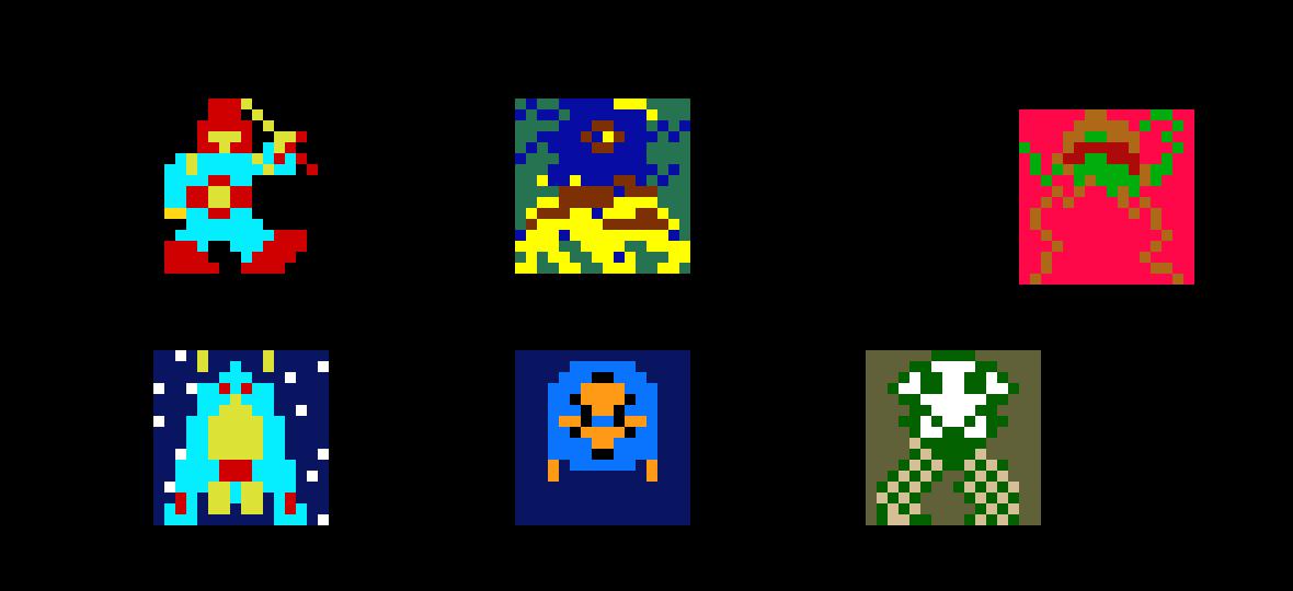 My NES game idea