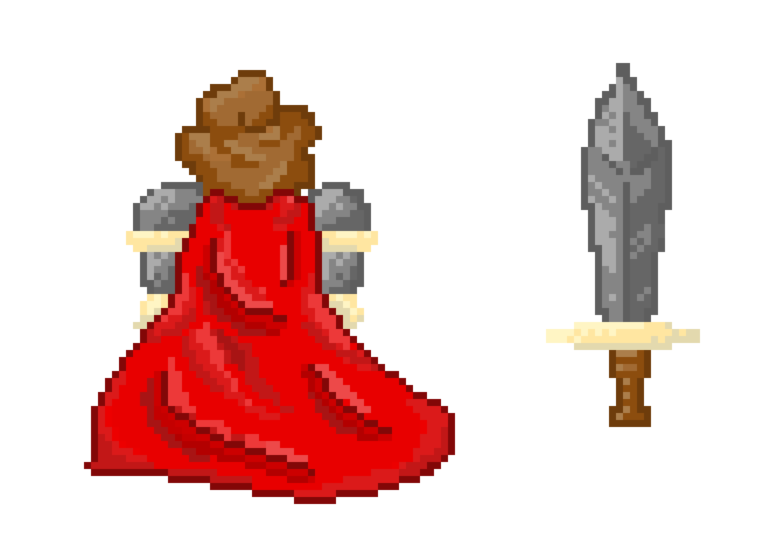 Chevalier Pixel Art Maker