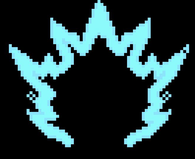 Gohan Aura Pixel Art Maker
