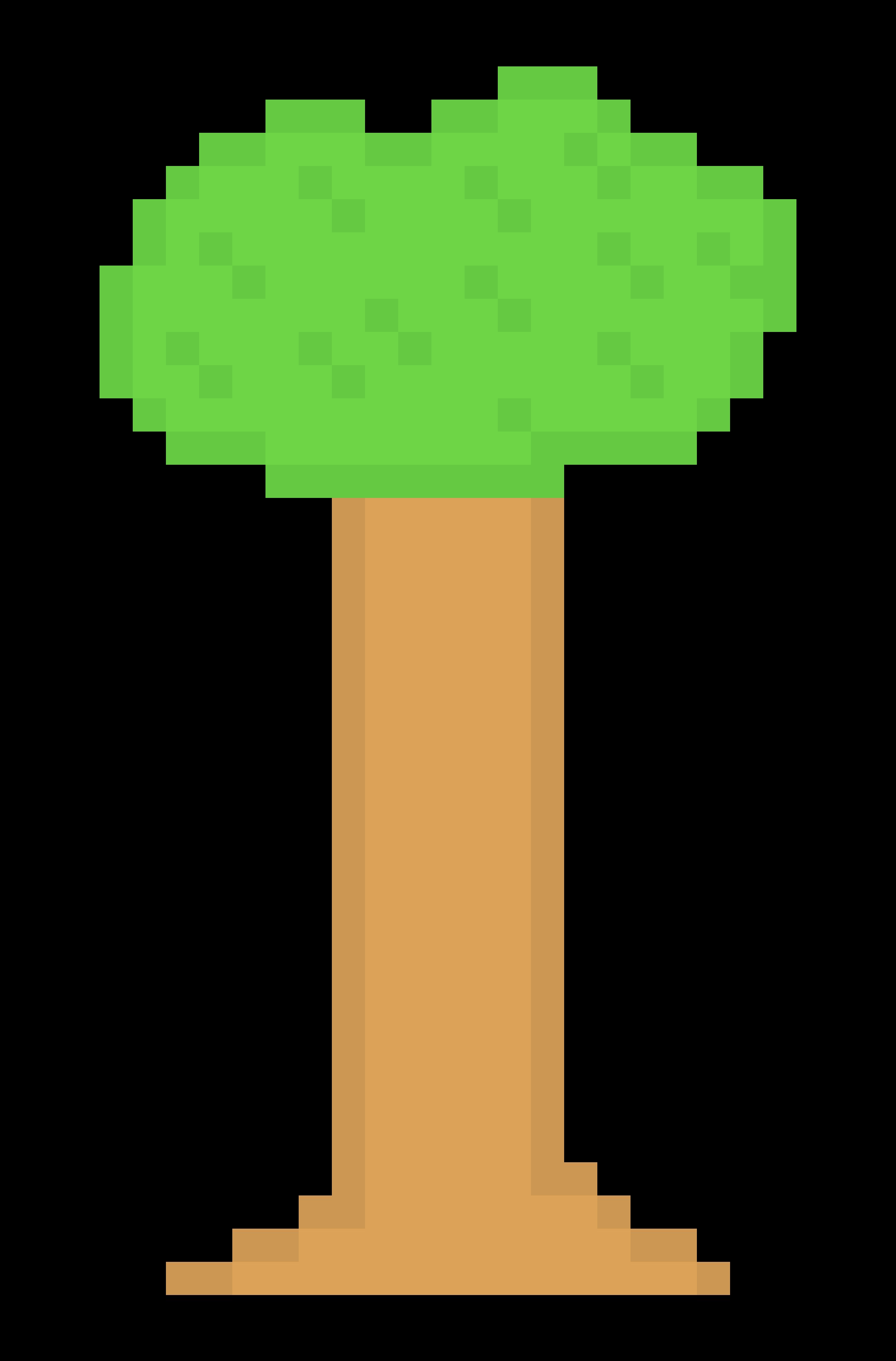 Tree 1 Pixel Art Maker