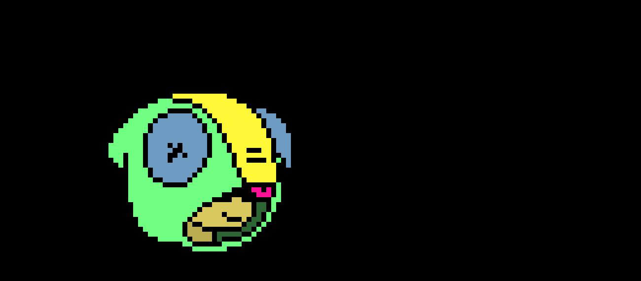 Leon pixelart(wip background)