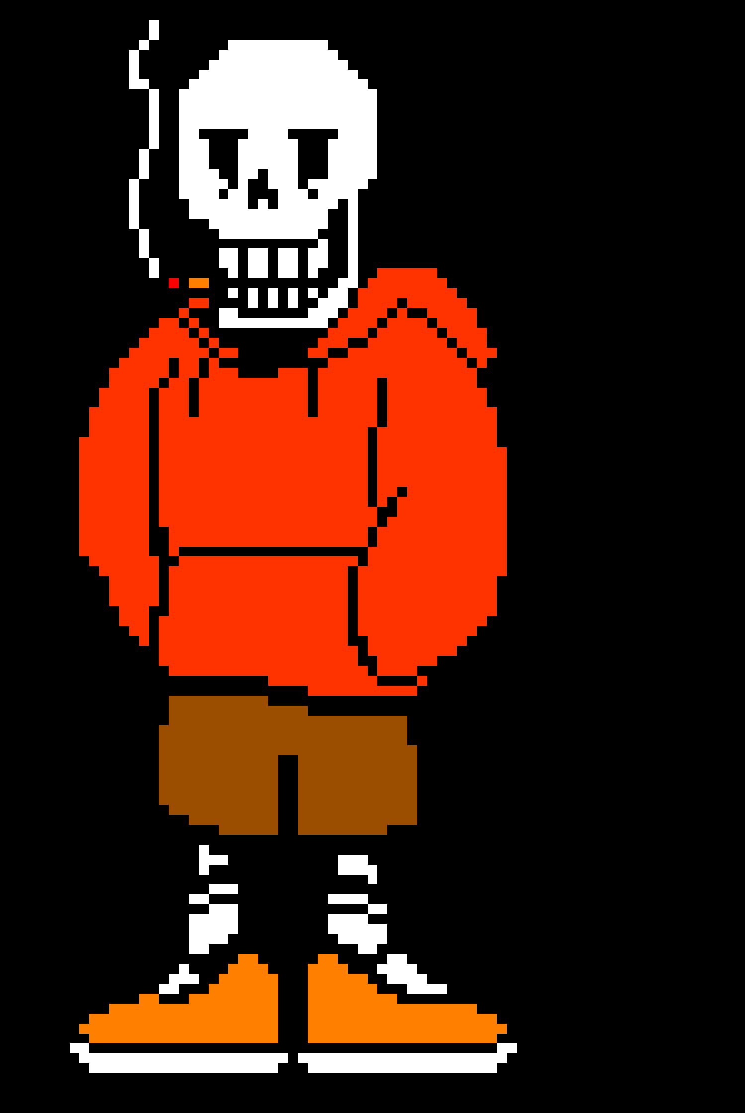 carrot papyrus | Pixel Art Maker