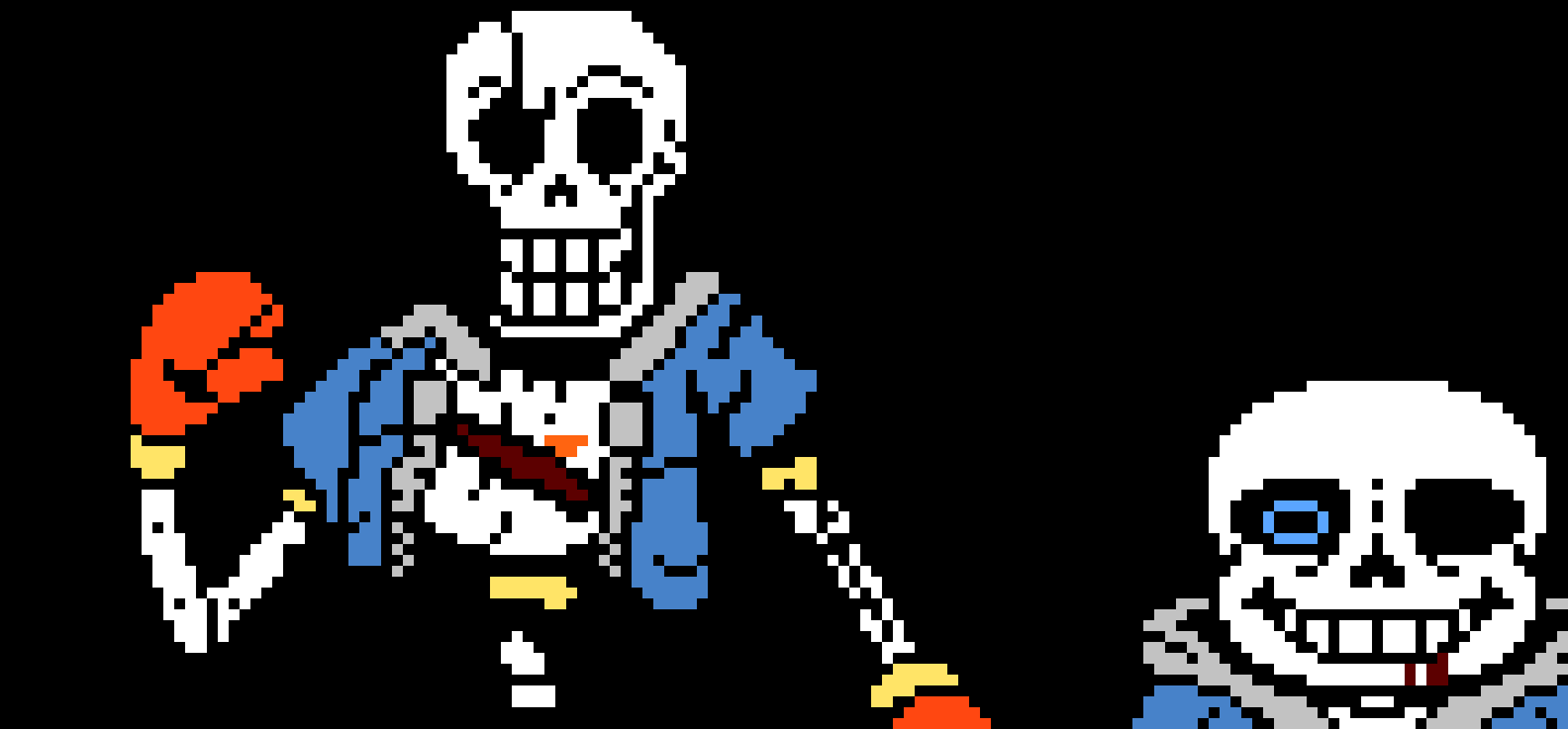 Disbelief Papyrus Phase 3 Battle MR.othertale