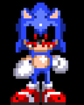 Sonic 3 exe | Pixel Art Maker