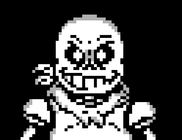 Sans Oh Look Whos Here The One Who When He Gets Hit In Rp He Just Keeps Doind Ulb Phase 2 Lines Srsly Stop Man Its Annoying Pixel Art Maker