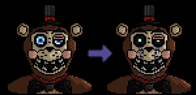 Realistic Freddy