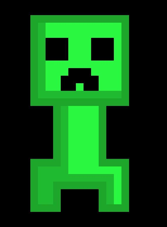 Creeper Pixel Art Maker