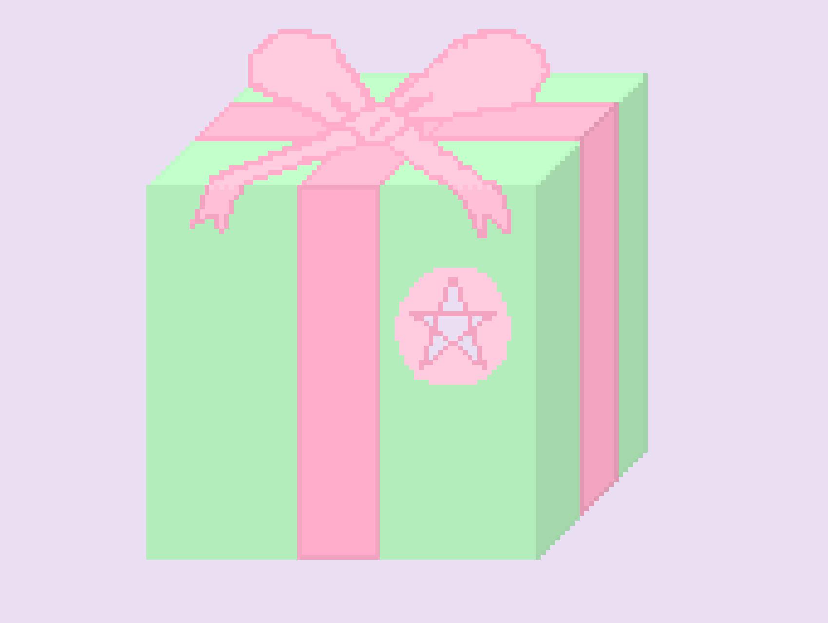 gift of magic | Pixel Art Maker