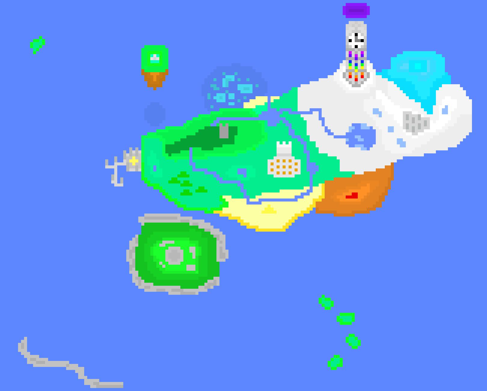 World map pixel art maker world map gumiabroncs Images