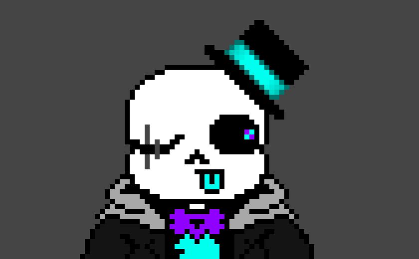 oh no that sans is bad guy is back...also....WHO THE FUCK CARES IF WE FUCKING SWEAR WE CAN FUCKING SAY WHAT WE FUCKING WANT!