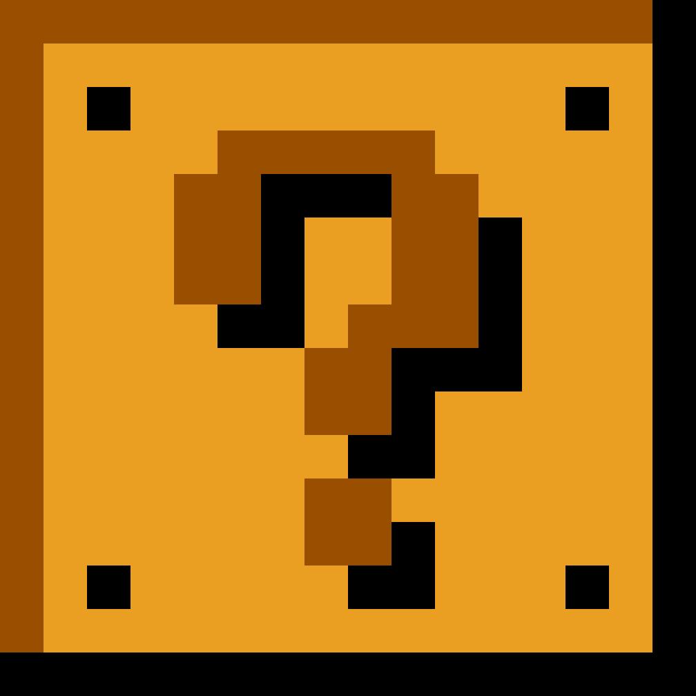 Mario Coin Block